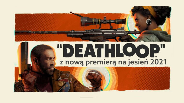 Kiedy premiera Deathloop? Nowa gra Arkane opóźniona.