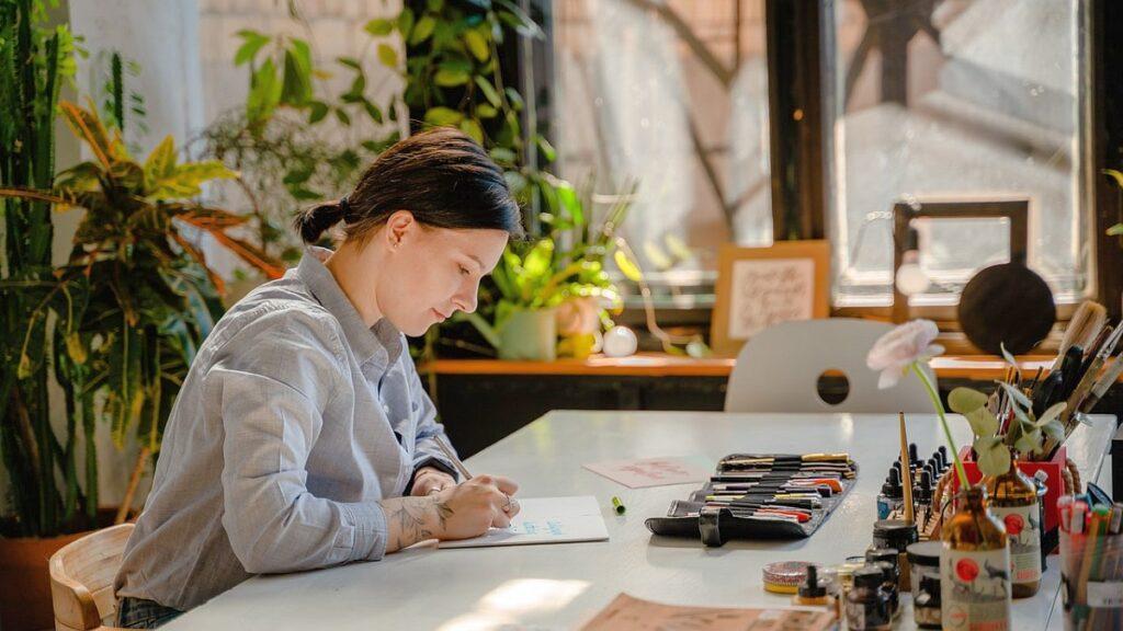 Domena internetowa dla branży artystycznej, fotografów, designerów