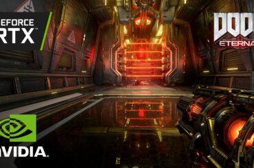 Raytracing w Doom Eternal
