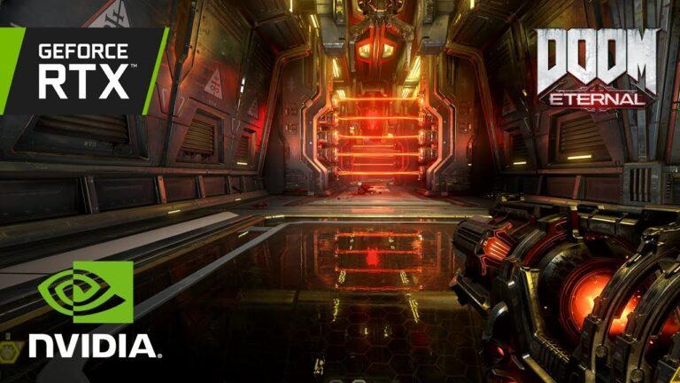 DOOM Eternal z raytracingiem – aktualizacja grafiki i darmowy upgrade na PS5 i Xbox Series X|S