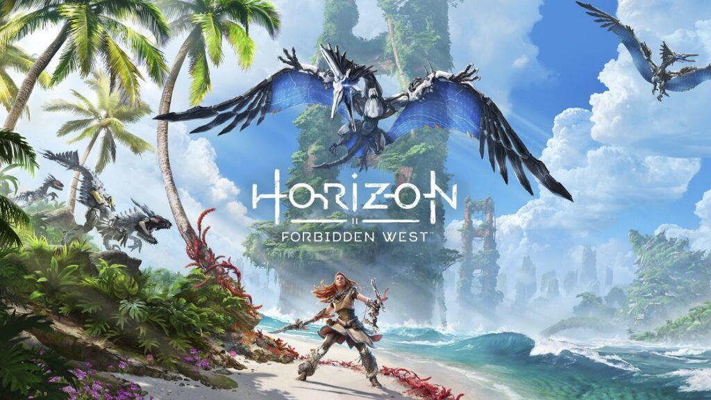 Horizon Forbidden West na PlayStation 4