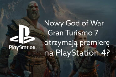 Nowy God Of War Ragnarok na PlayStation 4