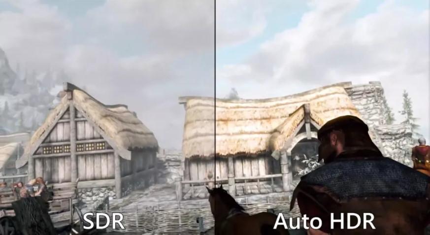 Windows 11 dla graczy z Auto HDR