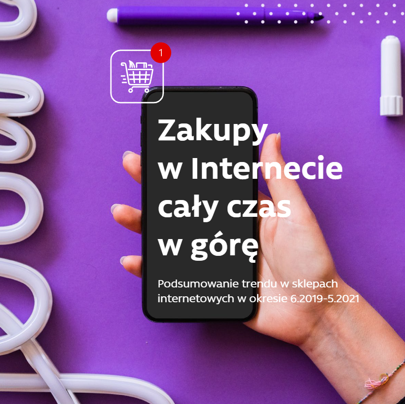 Wyniki badania polskiego e-commerce w home.pl - raport 2020/2021