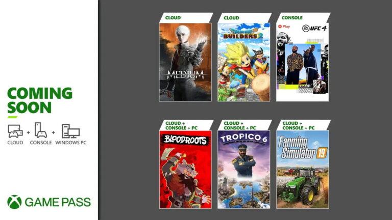 Game Pass w lipcu 2021: nowe gry Xbox Game Pass w tym miesiącu