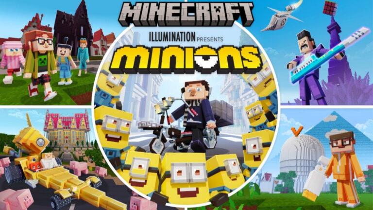 Minionki przejmują Minecraft! Zagraj w dodatek na PC, Xbox i PlayStation