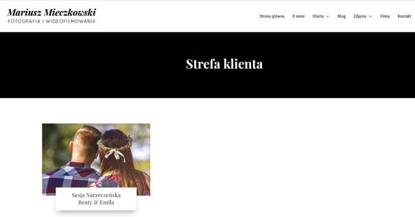 Materiały multimedialne dla klientów usług fotograficznych