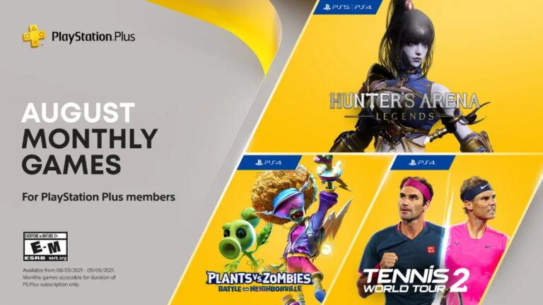 Darmowe gry PS Plus w sierpniu 2021. W co zagrasz na PlayStation za darmo w PS Plus.