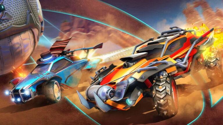PlayStation 5 uruchomi Rocket League w 120 klatkach na sekundę