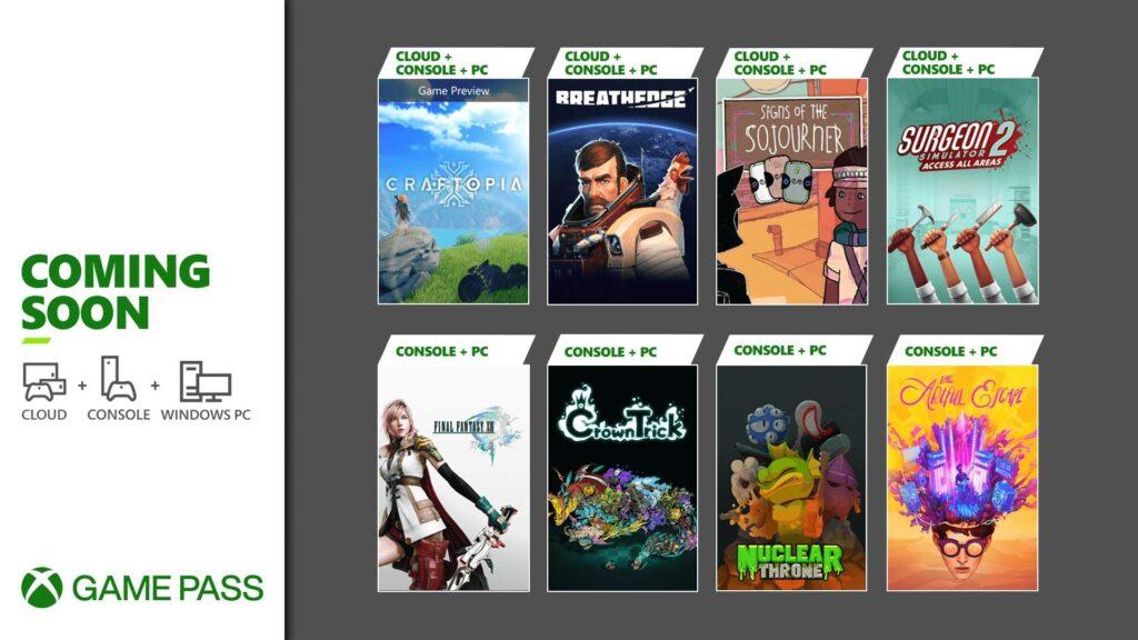 Game Pass na wrzesień 2021: nowe gry Xbox Game Pass w tym miesiącu